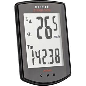 CatEye Strada CC-RD310W Slim Licznik rowerowy, black